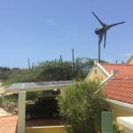 Solar and wind residential